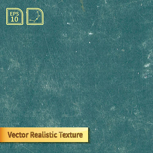 vector green chalkboard texture vector art illustration