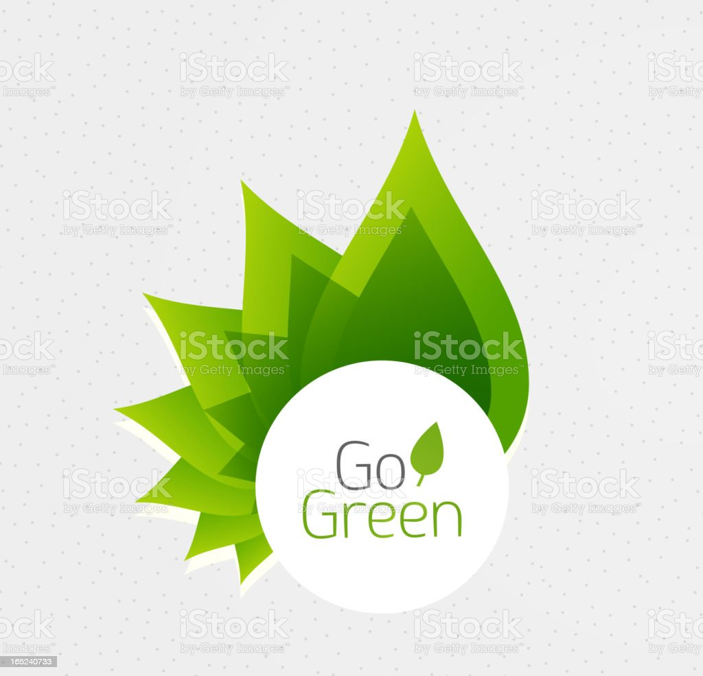 Vector green ecology background royalty-free vector green ecology background stock vector art & more images of abstract