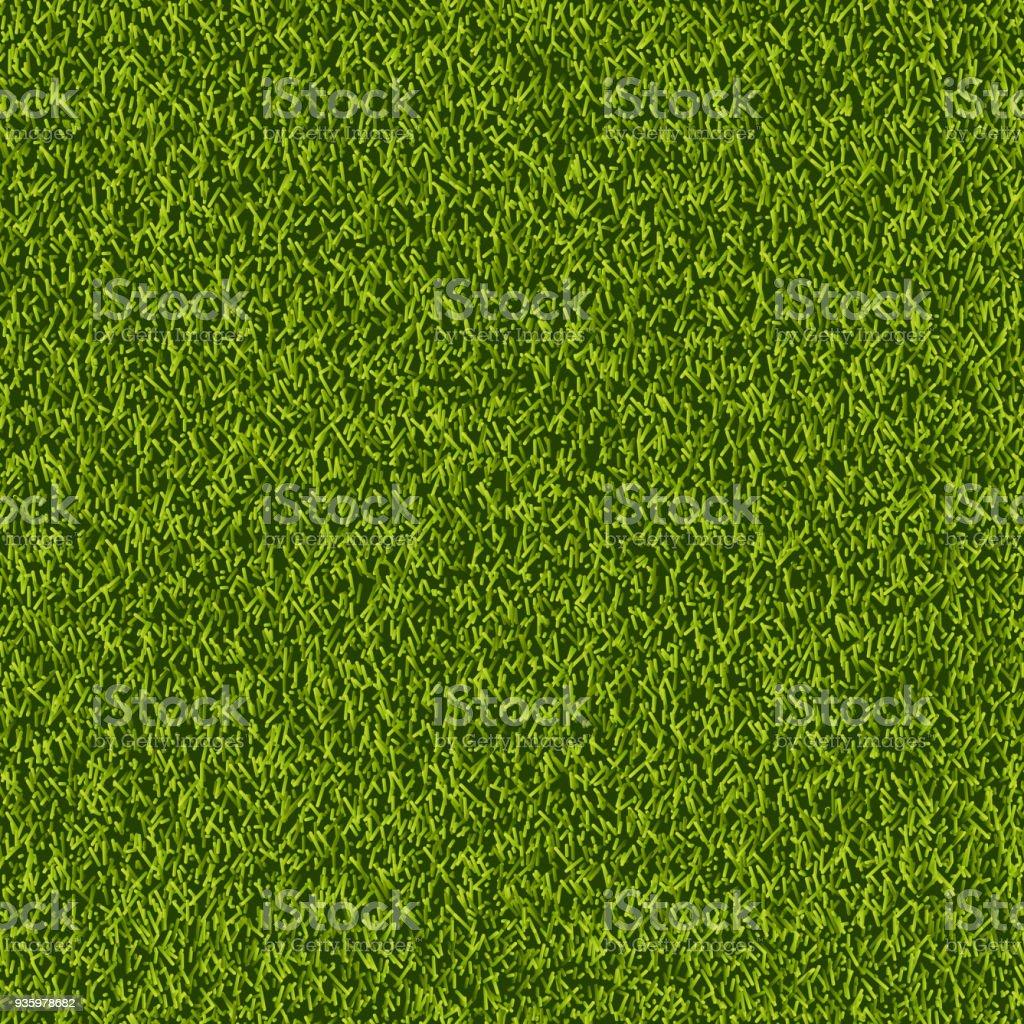 Texture transparente du gazon herbe verte Vector. Printemps ou été nature fond. Champ ou pré illustration réaliste. texture transparente du gazon herbe verte vector printemps ou été nature fond champ ou pré illustration réaliste vecteurs libres de droits et plus d'images vectorielles de carré - composition libre de droits