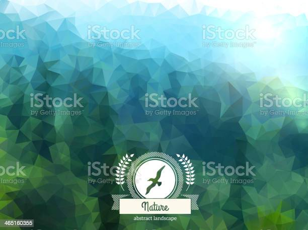 Vector green landscape with round badge vector id465160355?b=1&k=6&m=465160355&s=612x612&h=uyncxizg4itc3gerbtv4smu9ukglzxlhotmkem0hapu=