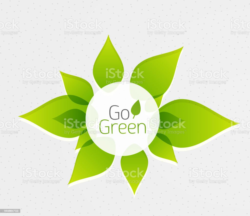 Vector green leaves background royalty-free vector green leaves background stock vector art & more images of abstract