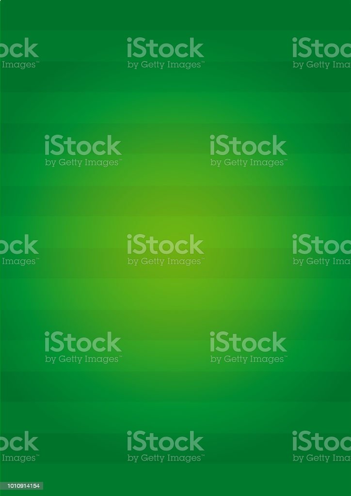 Vector green sport background with stripes vector art illustration