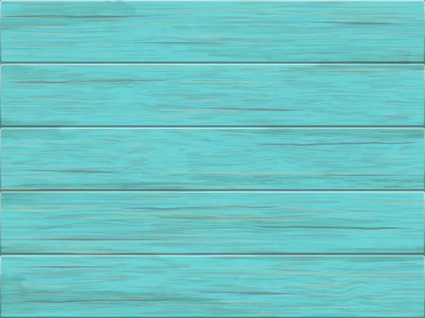 Fondo madera vector verde - ilustración de arte vectorial