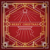Vector greeting card to Xmas. Merry Christmas wishes! Congratulation's background