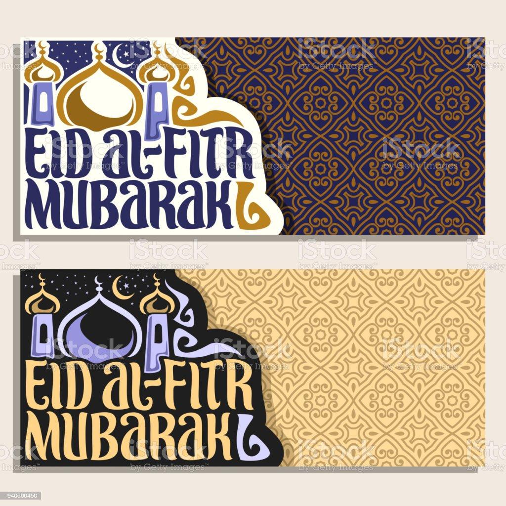 Cool Idd Eid Al-Fitr Greeting - vector-greeting-cards-with-muslim-text-eid-alfitr-mubarak-vector-id940560450  Graphic_861528 .com/vectors/vector-greeting-cards-with-muslim-text-eid-alfitr-mubarak-vector-id940560450