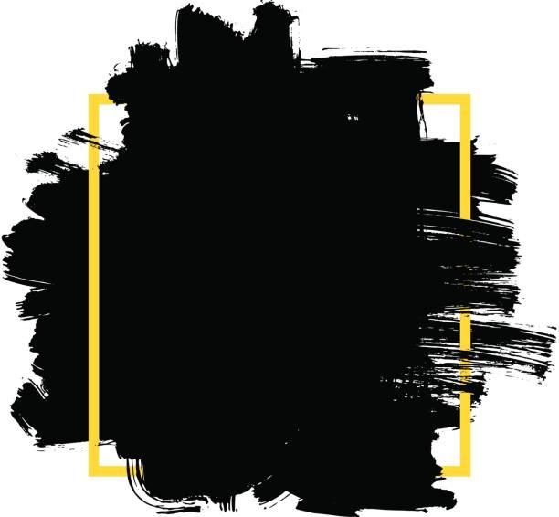 vector grunge hintergrund gebürstet - avantgarde stock-grafiken, -clipart, -cartoons und -symbole