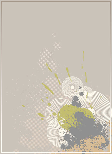Vector Grunge Explosion vector art illustration