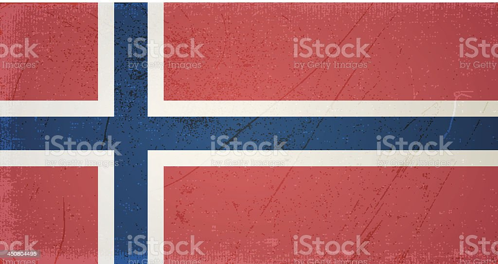 vector grunge flag of norway royalty-free vector grunge flag of norway stock vector art & more images of abstract