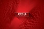Circle, Geometric Shape, Bubble, Textile, Wallpaper - Decor, Red