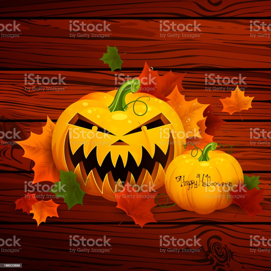 Vector Halloween Design royalty-free vector halloween design stock vector art & more images of autumn