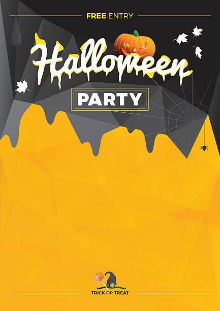 ilustraciones, imágenes clip art, dibujos animados e iconos de stock de vector halloween party illustration - fiesta en la oficina