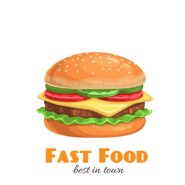 vektor-hamburger-symbol - zeichensetzung stock-grafiken, -clipart, -cartoons und -symbole