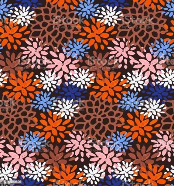 Vector hand drawn floral pattern delicate flowers vector id1046859696?b=1&k=6&m=1046859696&s=612x612&h=lhq8icbexrmgapaxbv9v5ijt2he4mej10ja4cspeygw=