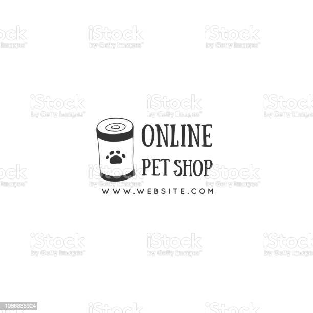 Vector hand drawn label template for pets related business vector id1086336924?b=1&k=6&m=1086336924&s=612x612&h=9ejx5uszadez8m6myuymuscv6qtrvj8sdolom6lsrci=