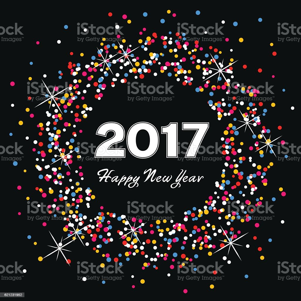 Vector happy new year 2017 celebration card stock vector art more vector happy new year 2017 celebration card royalty free vector happy new year 2017 celebration kristyandbryce Choice Image