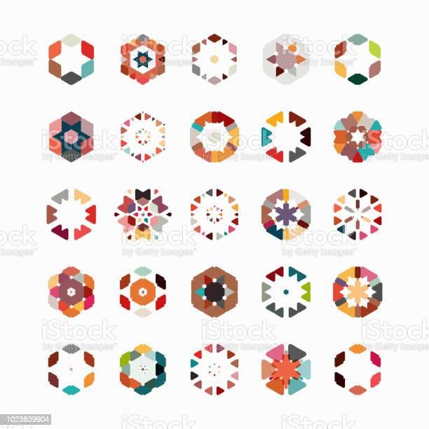 Vector hexagon pattern symbol collection vector id1023839904?b=1&k=6&m=1023839904&s=612x612&h=zz1b5pj9 j4vuds3py2xxogvnrjqhg3rhxiuuo5m gu=