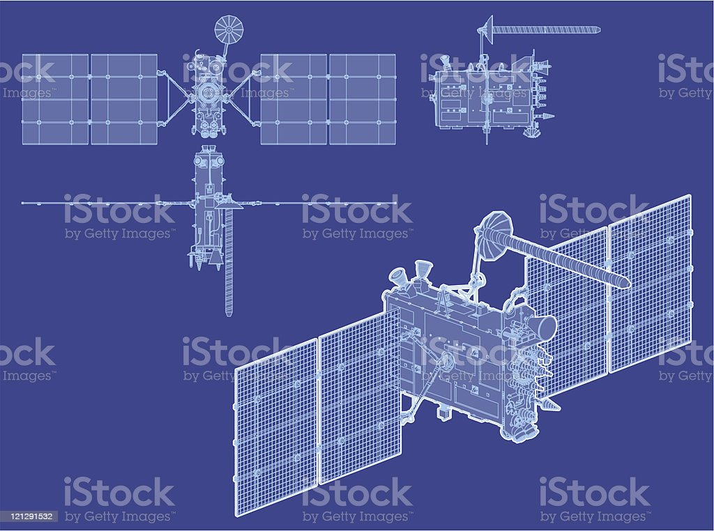 Vector hidetailed navigation satellite stock vector art more vector hi detailed navigation satellite royalty free vector hidetailed navigation satellite stock vector art malvernweather Gallery