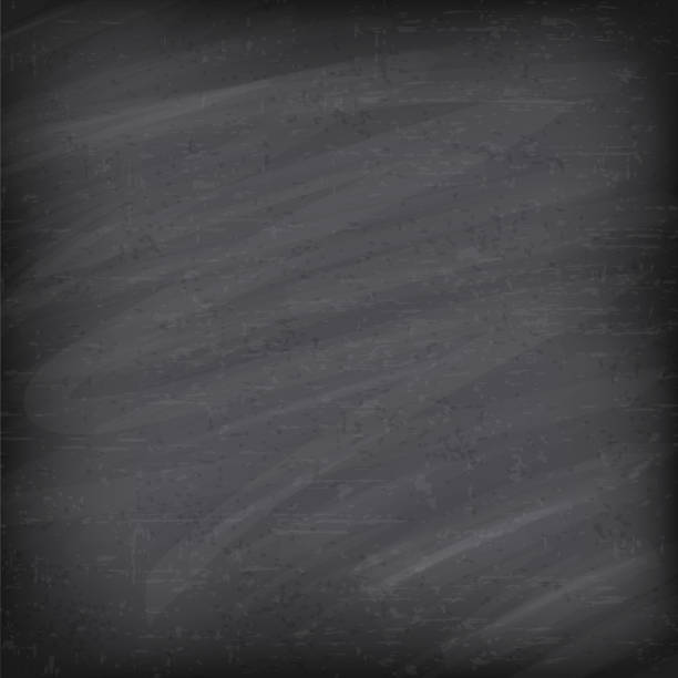 vector high quality chalkboard illustration - классная доска stock illustrations