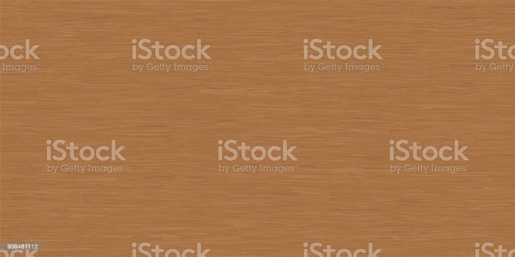 Imitación de textura de madera de alta resolución de vector de estilo plano - ilustración de arte vectorial