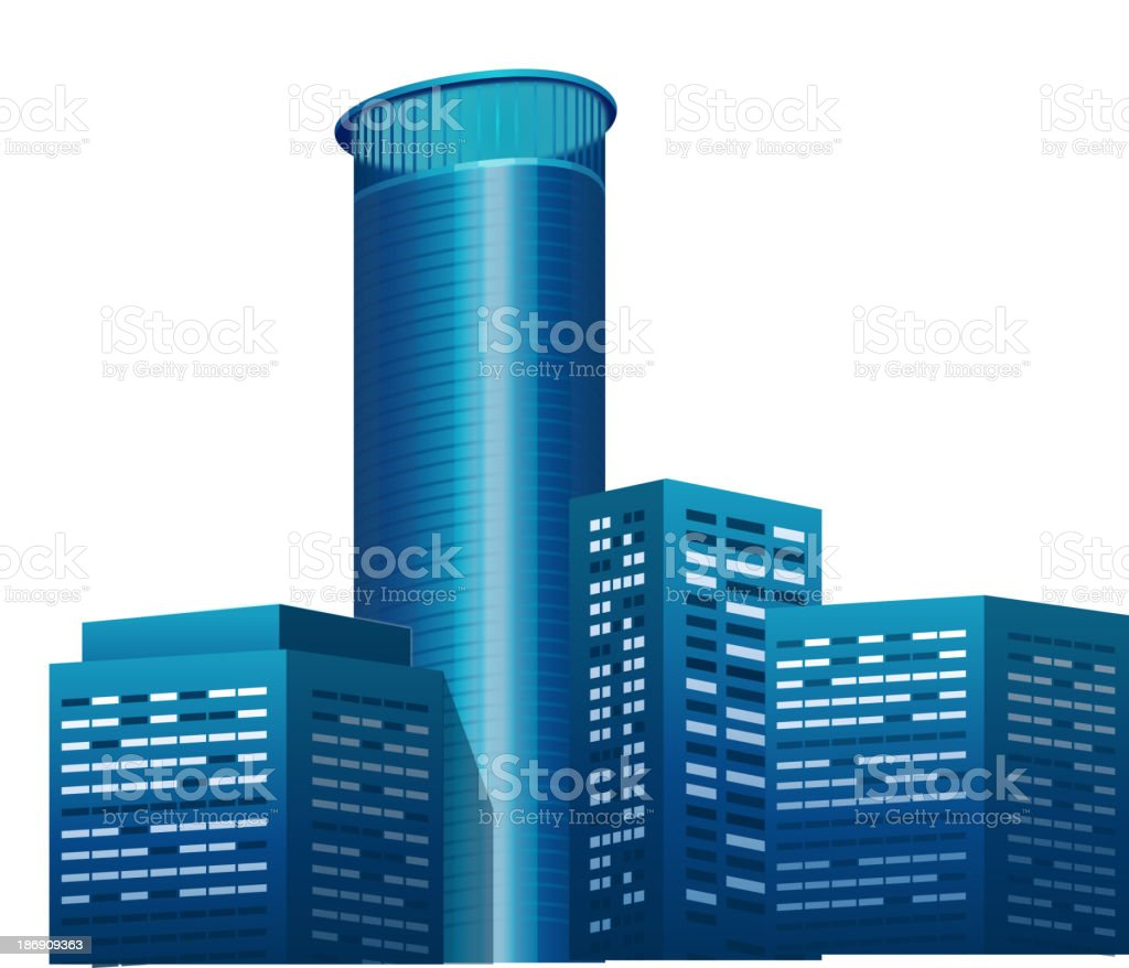 vector icon cityscape royalty-free vector icon cityscape stock vector art & more images of architecture