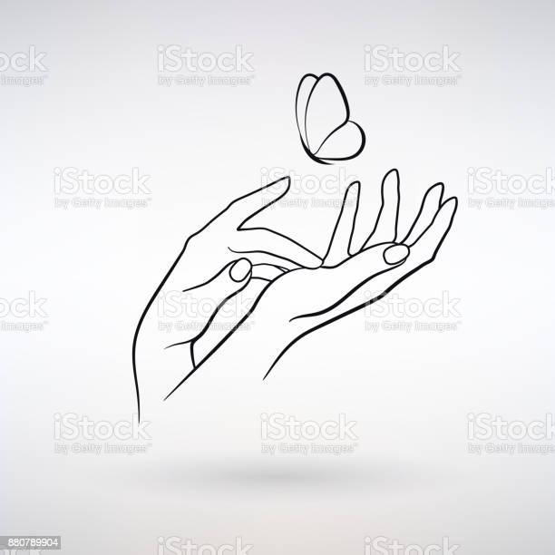 Vector icon female hands vector id880789904?b=1&k=6&m=880789904&s=612x612&h=zz93w3whjy2exxngp2nac7xx6erw0 n9c3hrywc43gy=