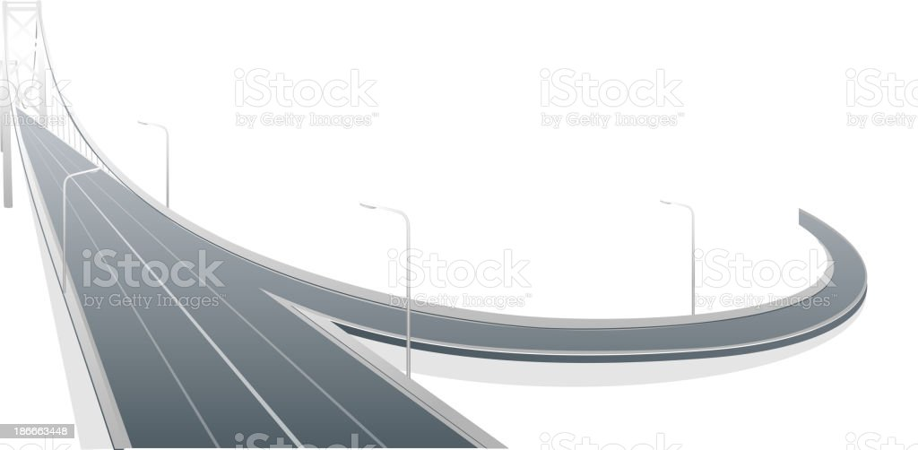 vector icon highway royalty-free vector icon highway stock vector art & more images of clip art