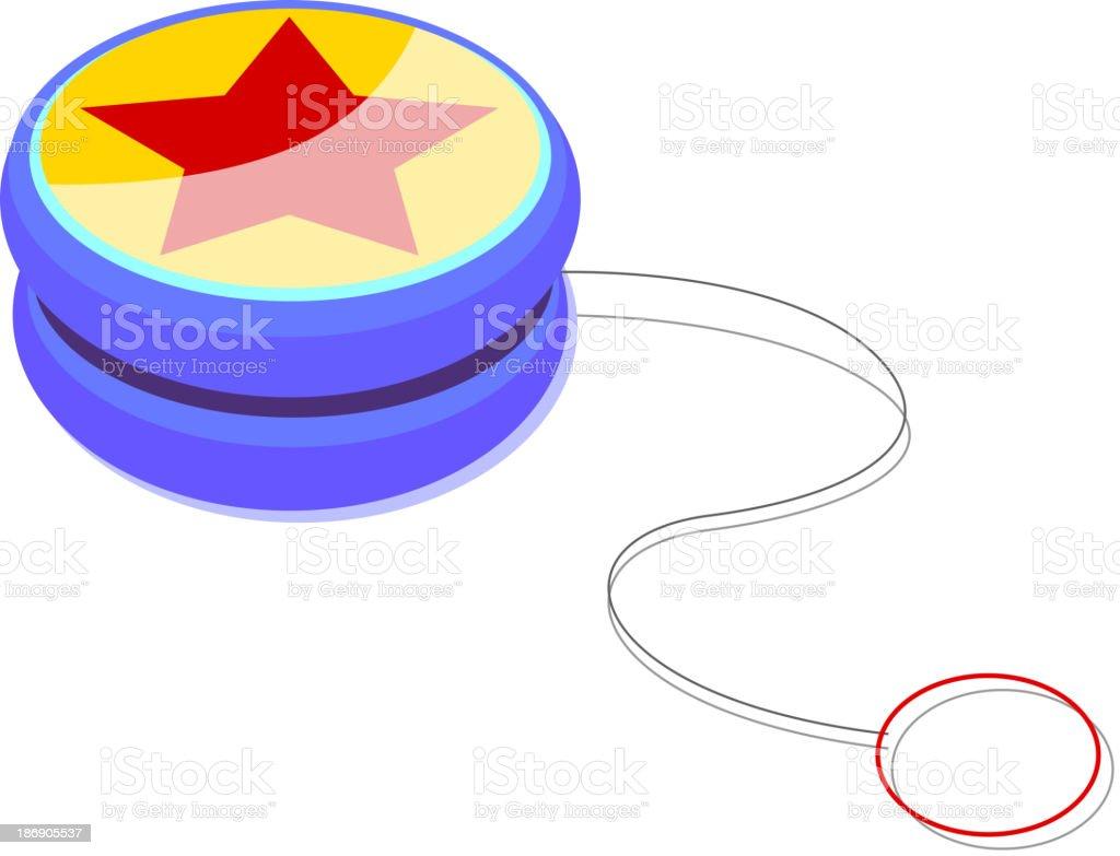 Vector Icono Yoyo - Arte vectorial de stock y más imágenes de Clip ... for Clipart Yoyo  199fiz