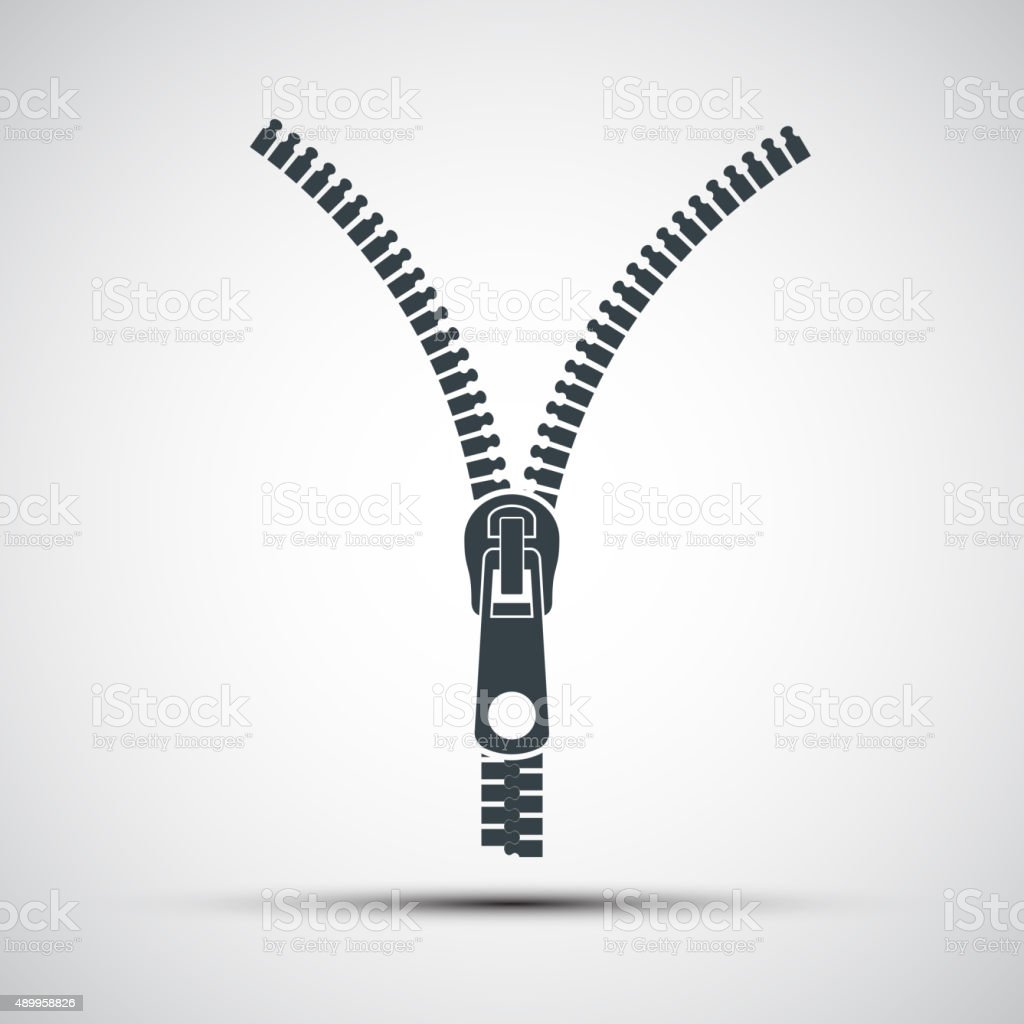 royalty free zipper clip art vector images