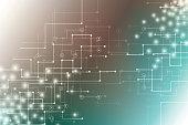 Technology, Data, Power Line, Internet, Computer