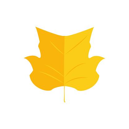 向量插圖秋天鬱金香楊樹圖示葉向量圖形及更多丁香花圖片