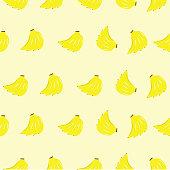 Vector illustration banana web icon set. and background