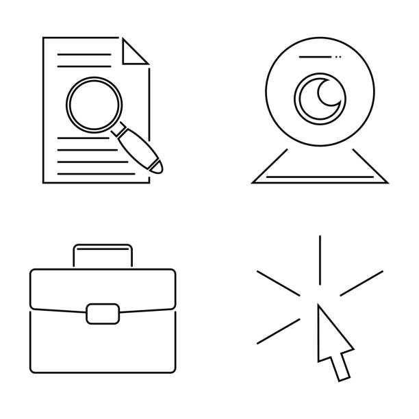 Best Case Study Illustrations, Royalty-Free Vector