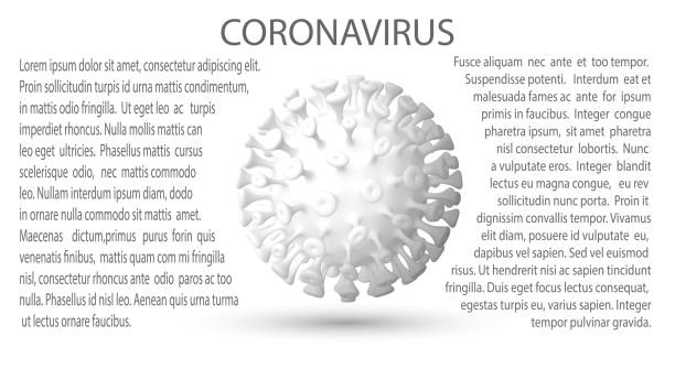 EPS10. Vector illustration. Coronavirus 2019-nCov novel coronavirus concept responsible for asian flu outbreak and coronaviruses influenza as dangerous flu strain cases as a pandemic. Microscope virus close up. EPS10. Vector illustration. Coronavirus 2019-nCov novel coronavirus concept responsible for asian flu outbreak and coronaviruses influenza as dangerous flu strain cases as a pandemic. Microscope virus close up. sudden acute respiratory syndrome stock illustrations