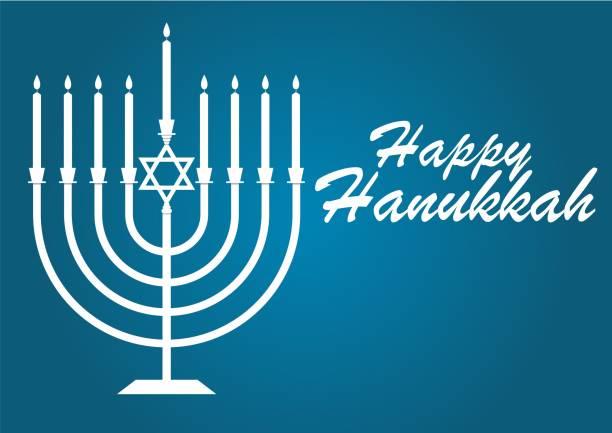 ilustraciones, imágenes clip art, dibujos animados e iconos de stock de ilustración de vector dedicada a la festividad judía de janucá - jánuca