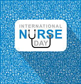 Vector illustration for International Nurse Day