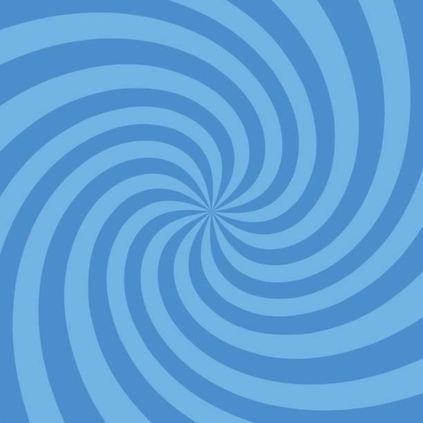 vektor-illustration für wirbel-design. wirbelnden radiale muster hintergrund. starburst spirale wirbel twirl platz. helix-rotation-strahlen. konvergierenden psychedelischen skalierbare streifen. spaß sonnenstrahlen - lustige schnecken stock-grafiken, -clipart, -cartoons und -symbole