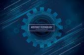 Technology, Gear, Data, Equipment, Internet