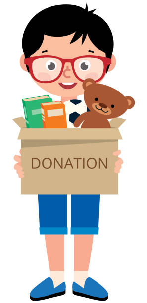 Royalty Free Toys Donation Clip Art, Vector Images ...