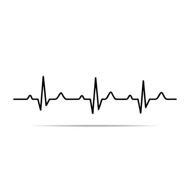 Best Heartbeat Illustrations, Royalty-Free Vector Graphics ...