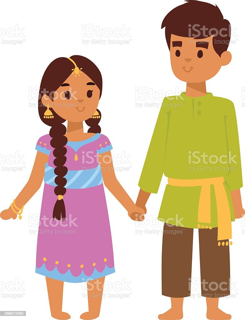 royalty free indian brother sister clip art vector images rh istockphoto com sister picture clipart