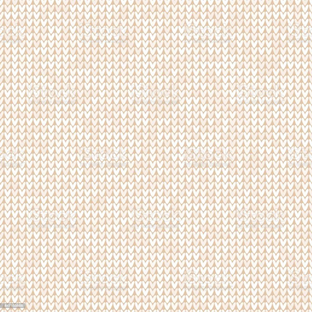 ベクトル イラスト ニット背景シームレス パターン。北欧装飾醜いセーター。 ベクターアートイラスト