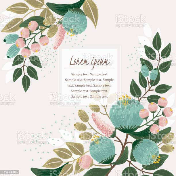 Vector illustration of a beautiful floral frame with spring flowers vector id924660042?b=1&k=6&m=924660042&s=612x612&h=lo1o0fqjbdpt6aee8etwfm9qejtuxepvkcdcinj4hem=