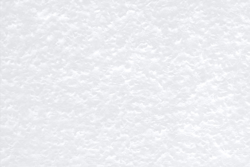 Vector illustration of a blank, empty white colored all over froth textured horizontal backgrounds