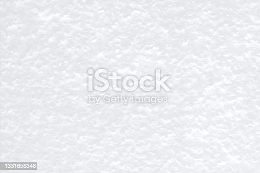 istock Vector illustration of a blank, empty white colored all over froth textured horizontal backgrounds 1331656346