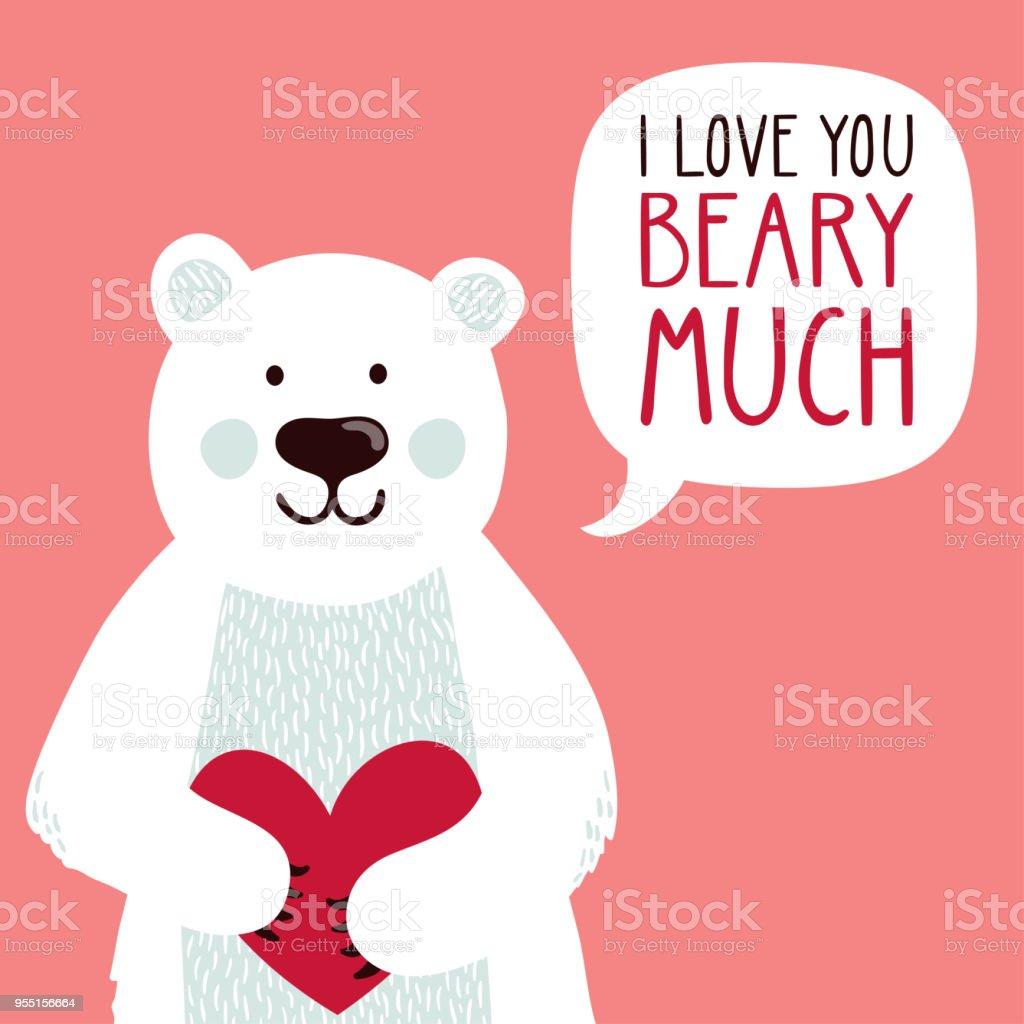 teddy saying i love u