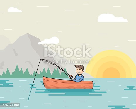 Download Free Man Fishing Fish Psd And Vectors Ai Svg Eps Or Psd Page 50