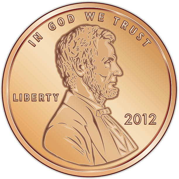 Best Us Coin Illustrations, Royalty-Free Vector Graphics & Clip Art