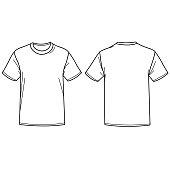 T Shirt Plain Black Shirt Template Clipart Free To Use Clip