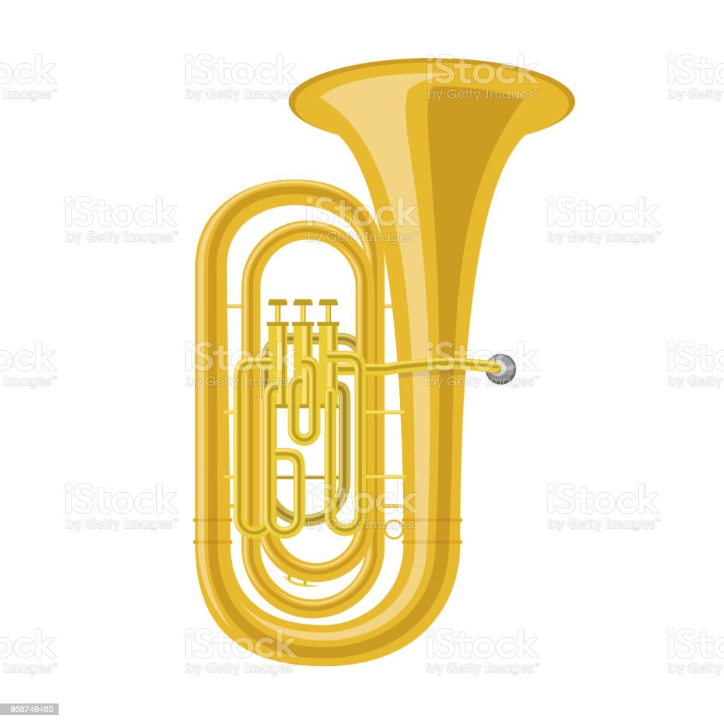 Image result for Tuba cartoon images