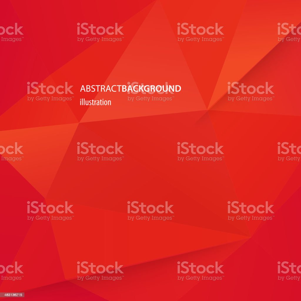 Vector illustration of abstract red background royalty-free vector illustration of abstract red background stock vector art & more images of abstract